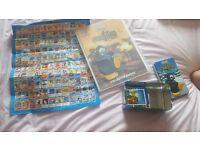 Disney club penguin trading cards