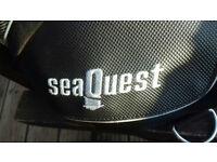 Aqualung Sea Quest Diva LX Ladies S size BCD