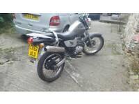 Honda clr125 limited edition long mot £995