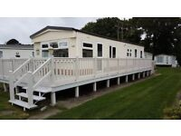 FOR SALE Static caravan holiday home at Hoburne Bashley in the New Forest, Hampshire - NO STAMP DUTY