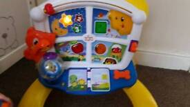 Bright Starts Learn and giggle activity station