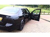 2008 Saab 9-5, Black, Vector Sport, 1,9 TiD Long mot /navi /full leather