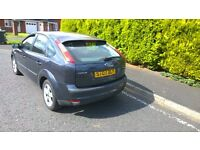 07 FORD FOCUSZETEC CLIMATE TDI. LONG MOT. FSH