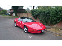 Pontiac Firebird 1997 V6 3.8L 200bhp american car classic