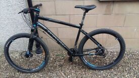 Very good condition, Btwin 520, rockrider mountainbike