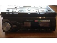 Pioneer MVH-280DAB one year old cost £100 selling £19.95 almost new condition