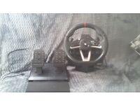 Hori apex xbox one steering wheel not logitech