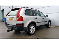 2005   Volvo XC90   2.4 D5 SE Geartronic AWD 5dr   Automatic   WE HAVE 10 XC90 IN STOCK
