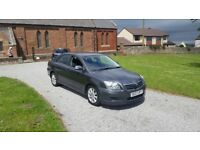 07 REG TOYOTA AVENSIS 2.0 D-4D T3-S GREY SALOON MOT-19 OUTSTANDING FREE-DELIVERY CHEAP CAR EXPORT