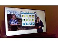 "Samsung 49"" TV 2 Days Old"