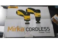 Mirka cordless
