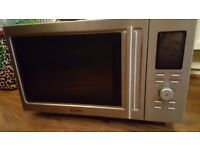 Delta microwave combi oven