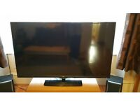"55"" LED Tv JVC FullHd with HDFreeview"