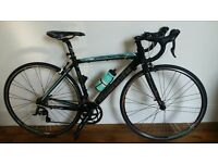 Almost New: Bianchi Via Nirone 7 Road Bike