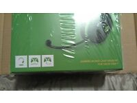 stealth xbox one headset brand new