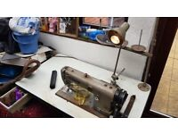 Brother Sewing machine with Light + Chair + Tread Bundle
