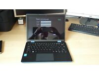 Acer Aspire R11 laptop - nearly new, 8GB, 1000GB HDD R3-131T-P81F