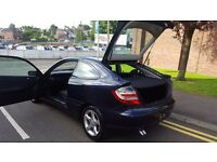 MERCEDES COUPE C220 CDI SE AUTOMATIC FULL SERVICE HISTORY TOP CONDITION WARRANTY IS AVAILABLE