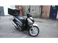 Honda sh 125 2011 very good runner