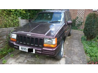 JEEP GRAND CHEROKEE Limited for spares Complete car