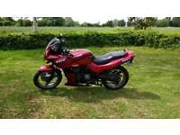 Kawasaki Gpz500s 1994 motorbike