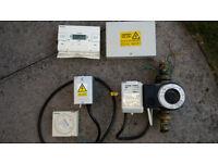 Honeywell 2 Port Zone Valve DRAYTON ACTUATOR ZA5 Myson CP63 Circulating Pump Drayton Programmer