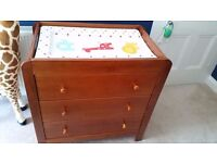 Nursery Dresser/changer, Mamas and papas