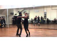 Wanted: Female Salsa Dancing Partner
