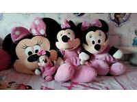 Minnie mouse fan bundle ( see all photos)