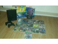 PS3 Console plus accessories and 16 games GREAT CONDITION