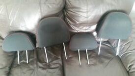 4 headrests for Honda Civic