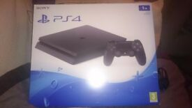 Playstation 4 slim 1T