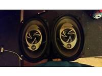 Pioneer 6 by 9 speakers