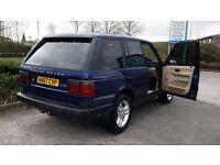 Range Rover 2.5 DSE £700 no MOT no TAX