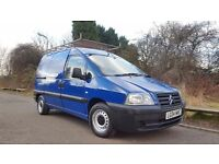 Citroen Dispatch 1.9 D Enterprise Panel Van 6 Doors. NO VAT, 6 MONTHS WARRANTY. TIDY READY TO WORK