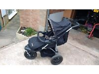 Mother care extreme travel system new born to 3yrs