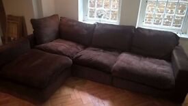 Large L-shaped Sofa for sale