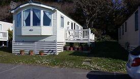 2009 Willerby Signature static caravan 2 bedrooms