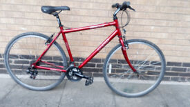 Appolo Hybrid bike good clean condition (city centre)