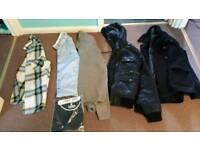 Bundle of men's clothes size m