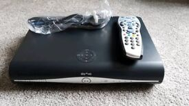 Sky+ HD box and remote