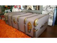 Vintage Luggage / trunk Case
