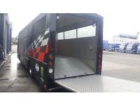 Motorhome/Race Bus