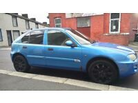 Rover 25 modified 1.4 2004