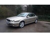 2003 jaguar x type 2.2 v6 petrol