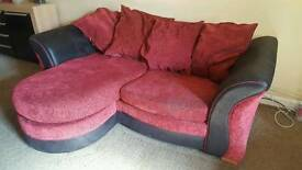 Sofa and spinning chair Seatee