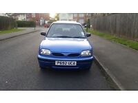 NISSAN MICRA AUTO AUTOMATIC- TOP OF THE RANGE