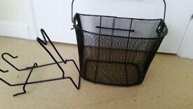 Brand new Metal Bicycle Basket