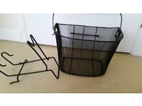 Brand new Metal Bicycle Basket
