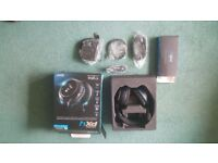 Turtle Beach Earforce PX4 Wireless Gaming Headset with Microphone